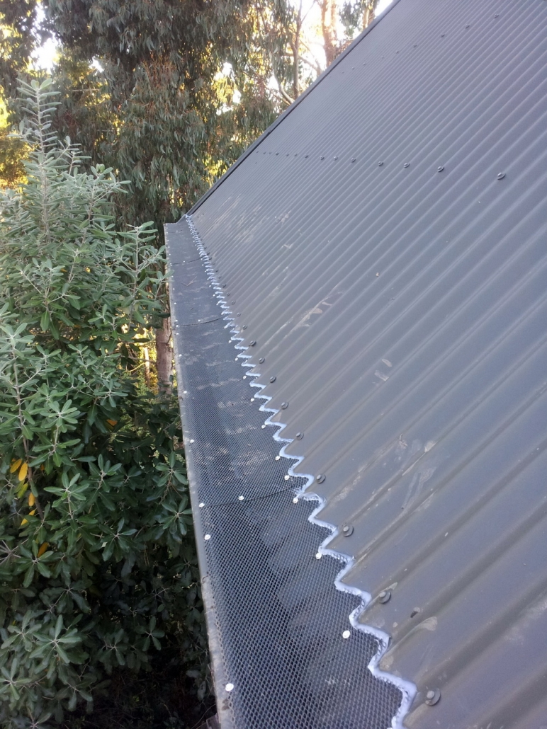 Corrugated Roof Gutter Guard Installers. Corrugated Roof Gutter Guard installers Christchurch Canterbury and Otago regions.