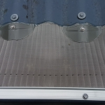 Corrugated Roof Gutter Guard Installer. Corrugated Roof Gutter Guard installers Christchurch Canterbury and Otago.