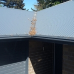 Corrugated Roof Gutter Guard Installer. Corrugated Roof Gutter Guard installers Christchurch Canterbury